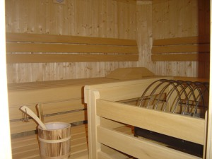 Sauna Ötztal Arena Camping