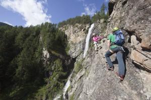 Klettern Ötztal Tirol